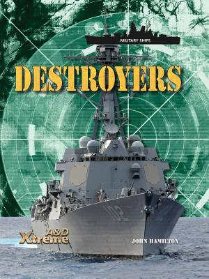 Destroyers By Hamilton, John